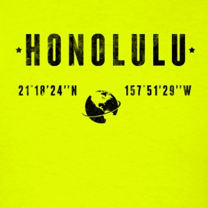 Honolulu T-Shirts - Men's T-Shirt
