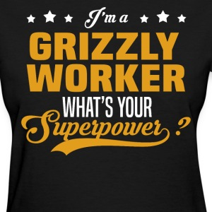 Grizzly Worker - Women's T-Shirt
