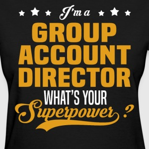 Group Account Director - Women's T-Shirt