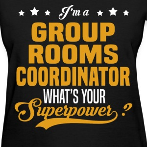 Group Rooms Coordinator - Women's T-Shirt