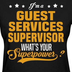 Guest Services Supervisor - Women's T-Shirt