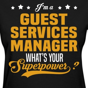 Guest Services Manager - Women's T-Shirt