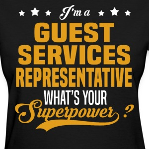 Guest Services Representative - Women's T-Shirt
