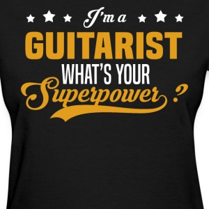 Guitarist - Women's T-Shirt