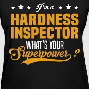 Hardness Inspector - Women's T-Shirt