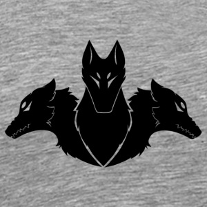 Cerberus (BLACK) - Men's Premium T-Shirt