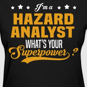Hazard Analyst - Women's T-Shirt