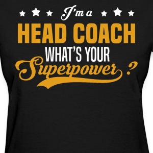 Head Coach - Women's T-Shirt