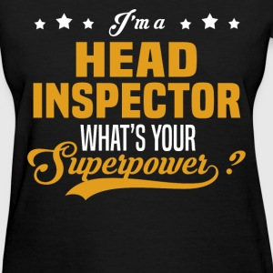 Head Inspector - Women's T-Shirt