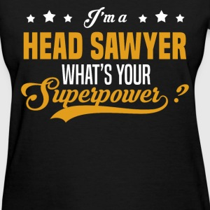Head Sawyer - Women's T-Shirt