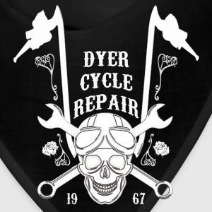 Dyer Cycle Repair 1967 Caps - Bandana