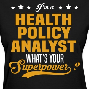 Health Policy Analyst - Women's T-Shirt