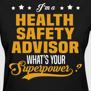 Health Safety Advisor - Women's T-Shirt