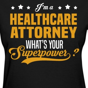 Healthcare Attorney - Women's T-Shirt
