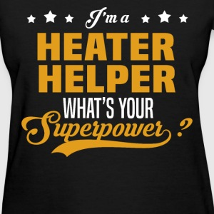 Heater Helper - Women's T-Shirt