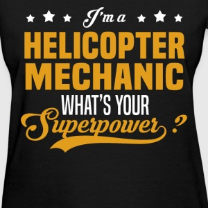 Helicopter Mechanic - Women's T-Shirt