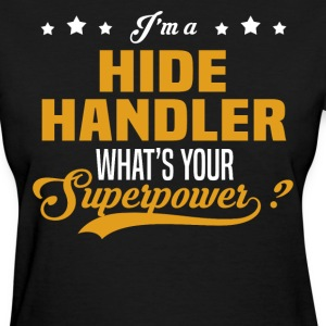 Hide Handler - Women's T-Shirt
