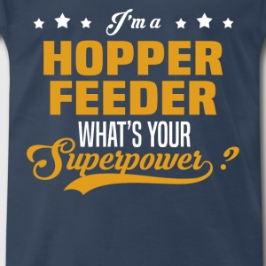 Hopper Feeder - Men's Premium T-Shirt
