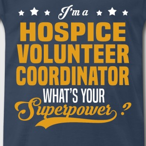 Hospice Volunteer Coordinator - Men's Premium T-Shirt