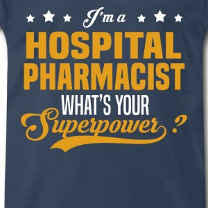 Hospital Pharmacist - Men's Premium T-Shirt