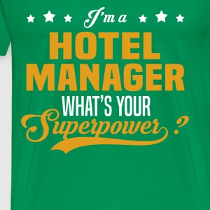 Hotel Manager - Men's Premium T-Shirt
