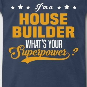 House Builder - Men's Premium T-Shirt