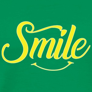 All Smiles - Men's Premium T-Shirt