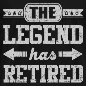 legend 3423242.png T-Shirts - Men's Premium T-Shirt