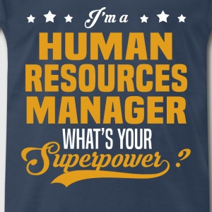 Human Resources Manager - Men's Premium T-Shirt