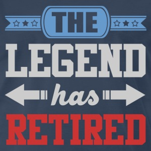 legend 12819829182918291.png T-Shirts - Men's Premium T-Shirt