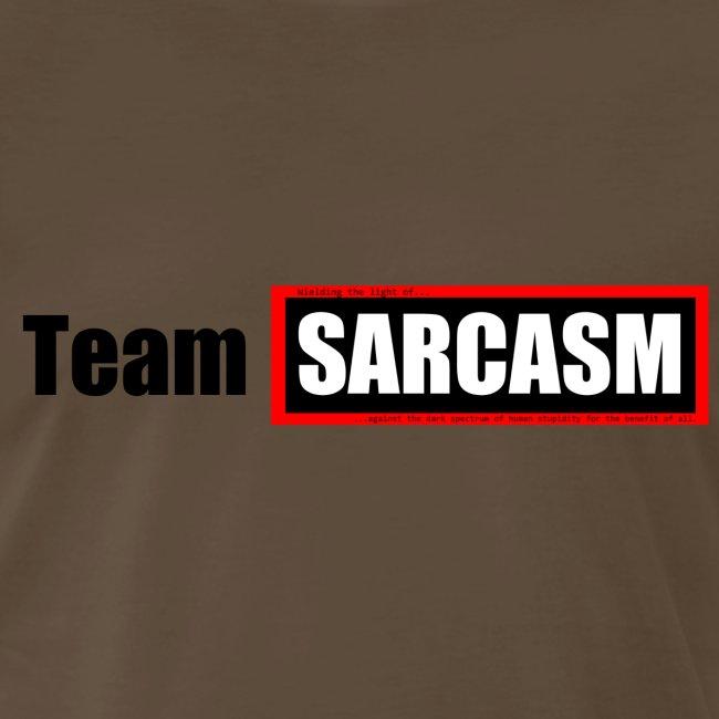 Team Sarcasm Logo