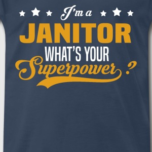 Janitor - Men's Premium T-Shirt