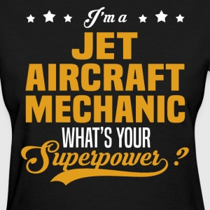Jet Aircraft Mechanic - Women's T-Shirt
