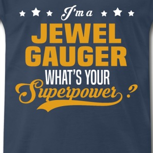 Jewel Gauger - Men's Premium T-Shirt