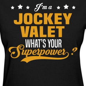 Jockey Valet - Women's T-Shirt