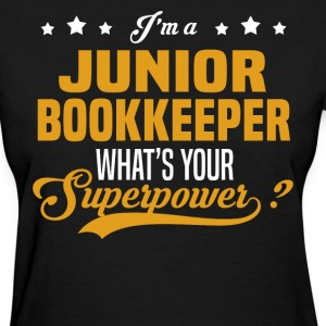 Junior Bookkeeper - Women's T-Shirt