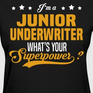 Junior Underwriter - Women's T-Shirt