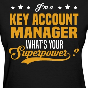 Key Account Manager - Women's T-Shirt