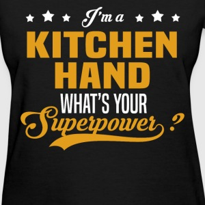 Kitchen Hand - Women's T-Shirt