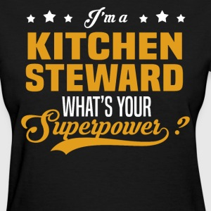 Kitchen Steward - Women's T-Shirt