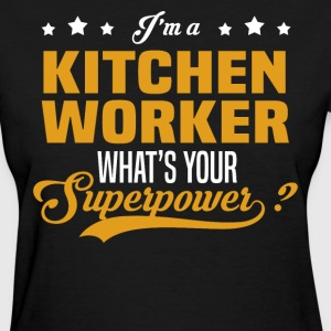 Kitchen Worker - Women's T-Shirt