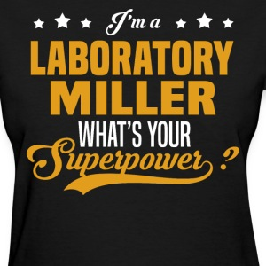 Laboratory Miller - Women's T-Shirt