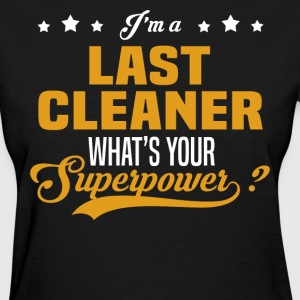 Last Cleaner - Women's T-Shirt