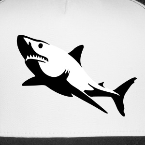 Great White Shark Sportswear - Trucker Cap