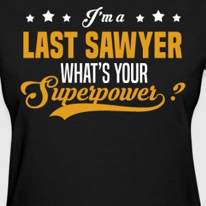 Last Sawyer - Women's T-Shirt