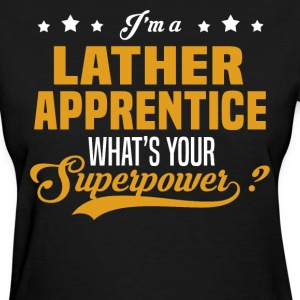 Lather Apprentice - Women's T-Shirt