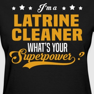 Latrine Cleaner - Women's T-Shirt