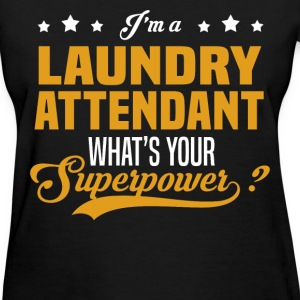 Laundry Attendant - Women's T-Shirt