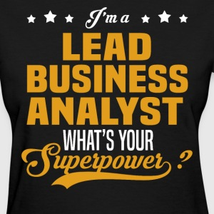 Lead Business Analyst - Women's T-Shirt