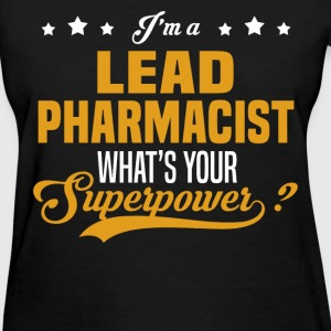 Lead Pharmacist - Women's T-Shirt